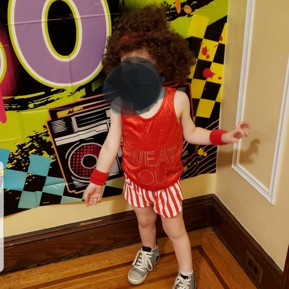 Other - Costume- richard simmons- worn once